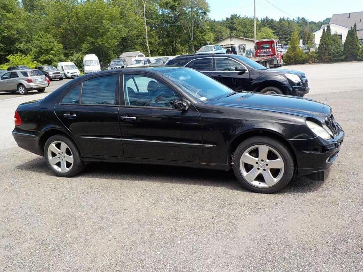 Salvage Mercedes Benz E Class Cars For Sale And Auction