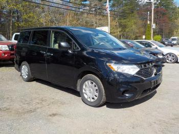 Salvage Nissan Quest