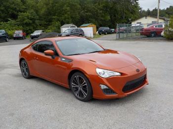 Salvage Scion FR-S