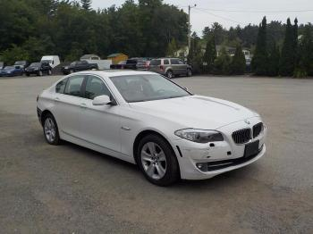 Salvage BMW 5 Series